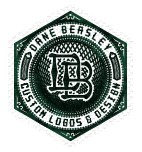 dane beasley custom logos and design